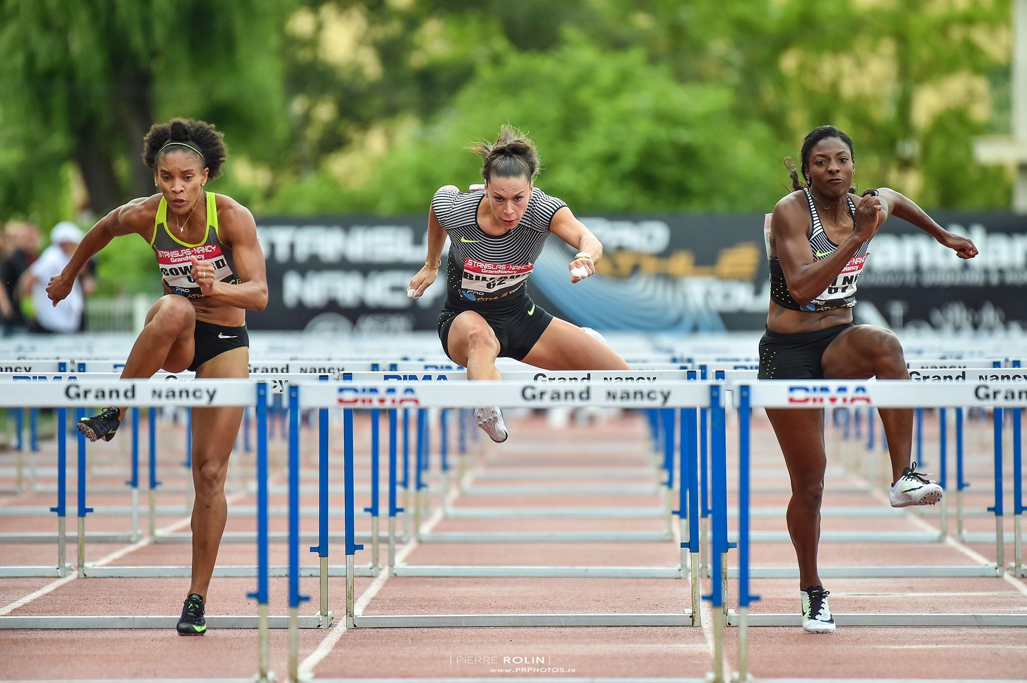 Cindy Billaud, athlétisme | Sport professionnel