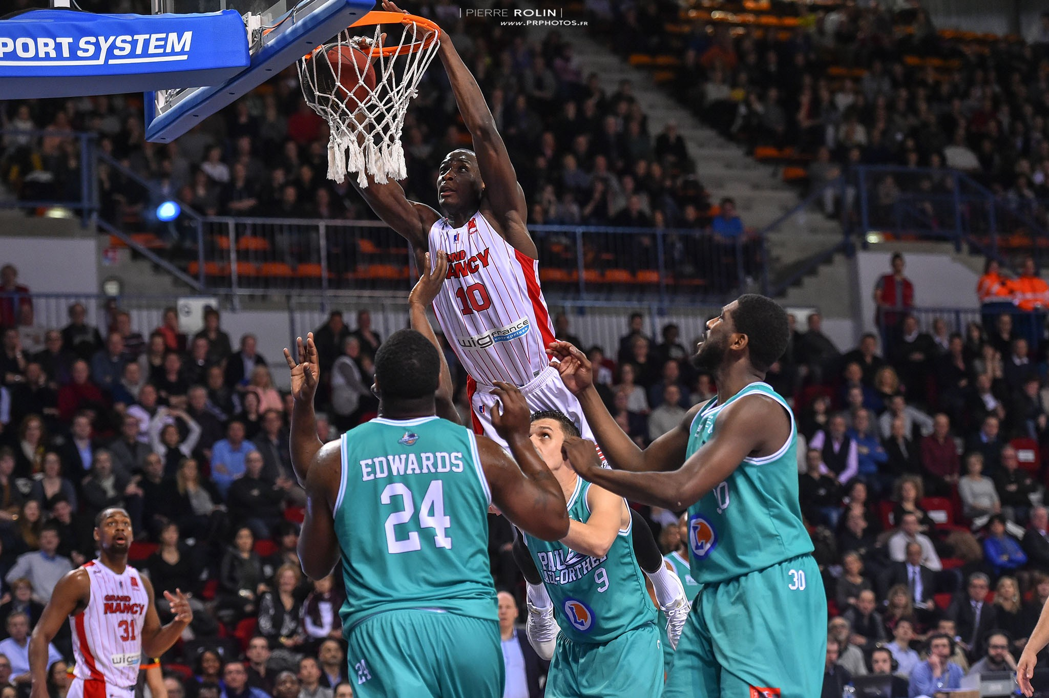 Basket-ball, PRO A | Sport professionnel