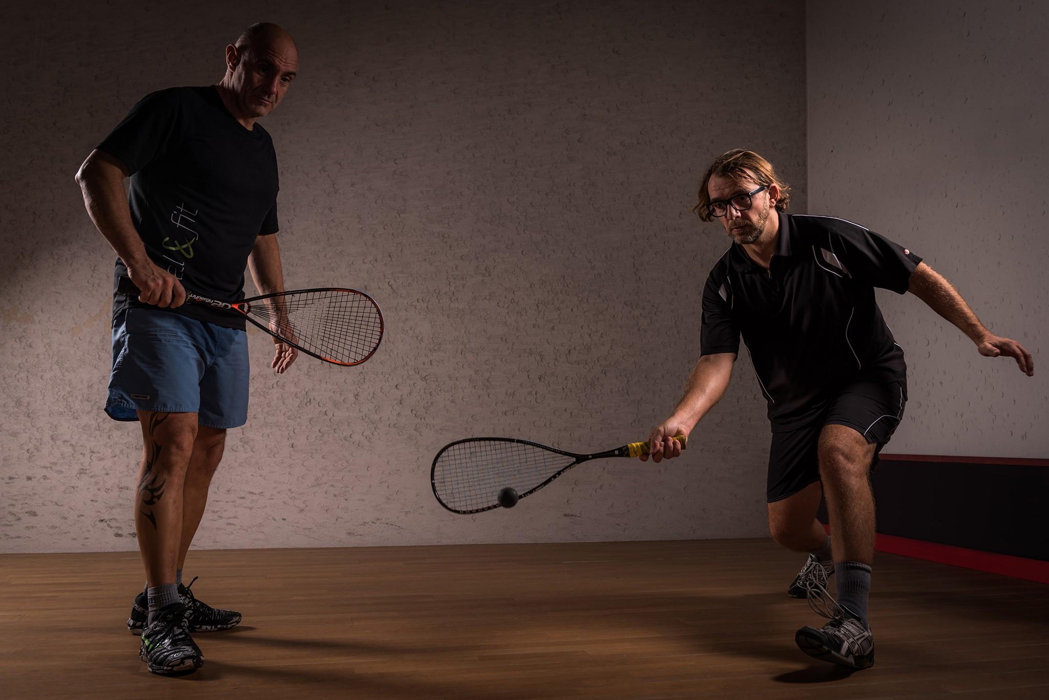 Corportae – Squash au Well & Fit à Nancy