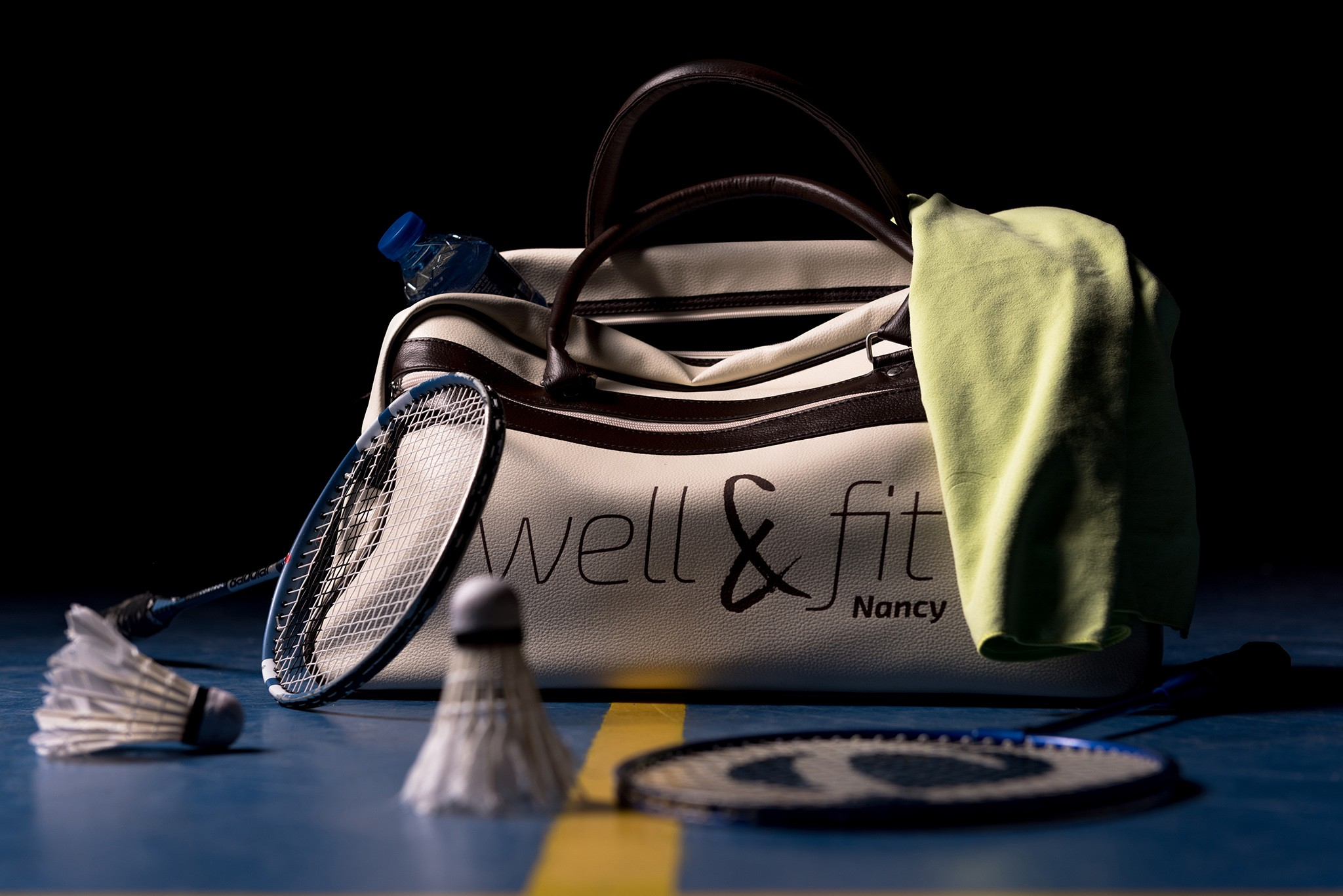 Corporate – Illustration pour Well & Fit Nancy