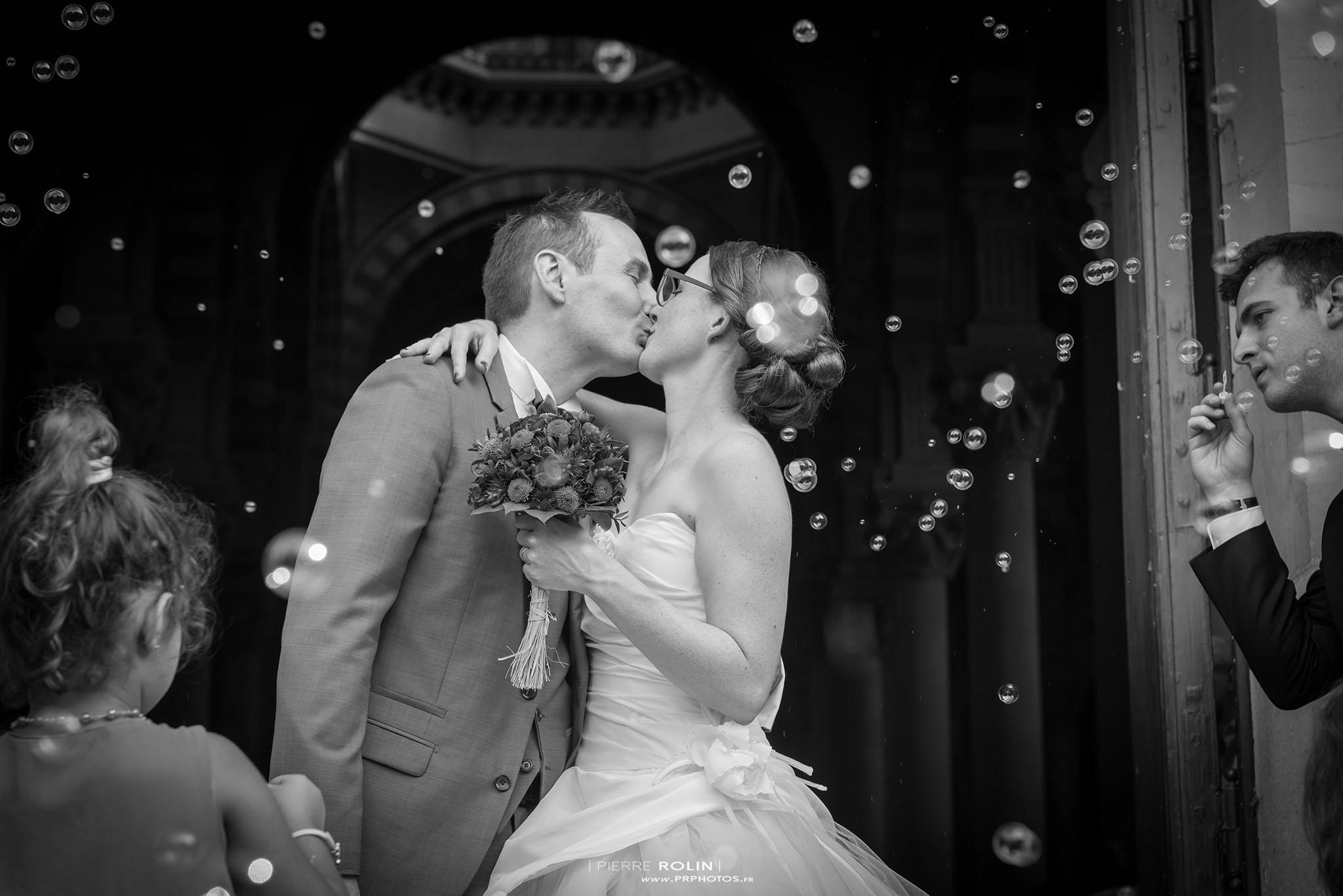 Mariage – Sortie de l'Eglise