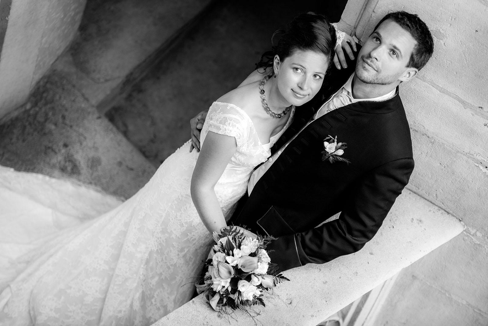 Mariage – Séance photos de couple à Nancy