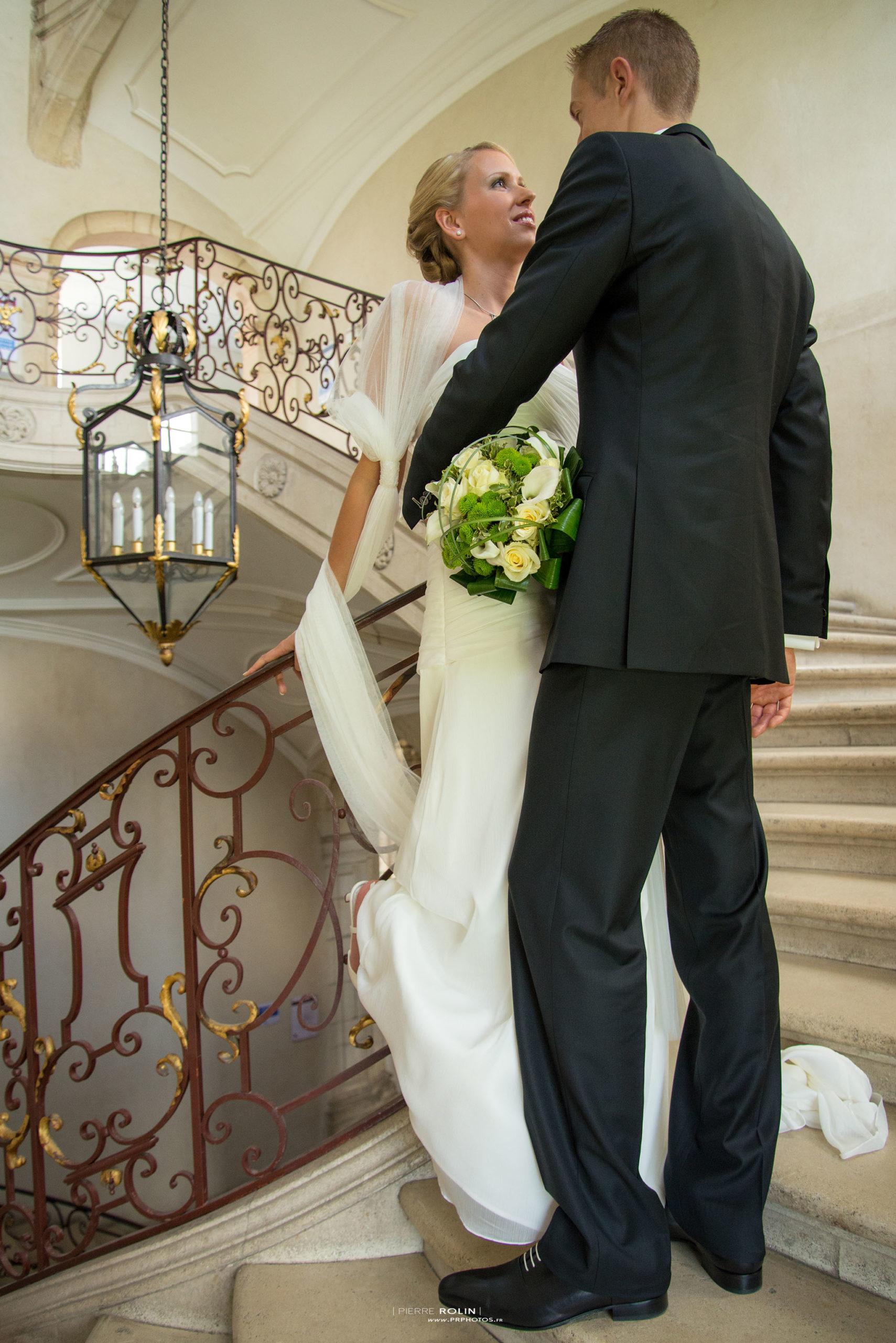 Mariage – Photos de couple à l'Abbaye des Prémontrés