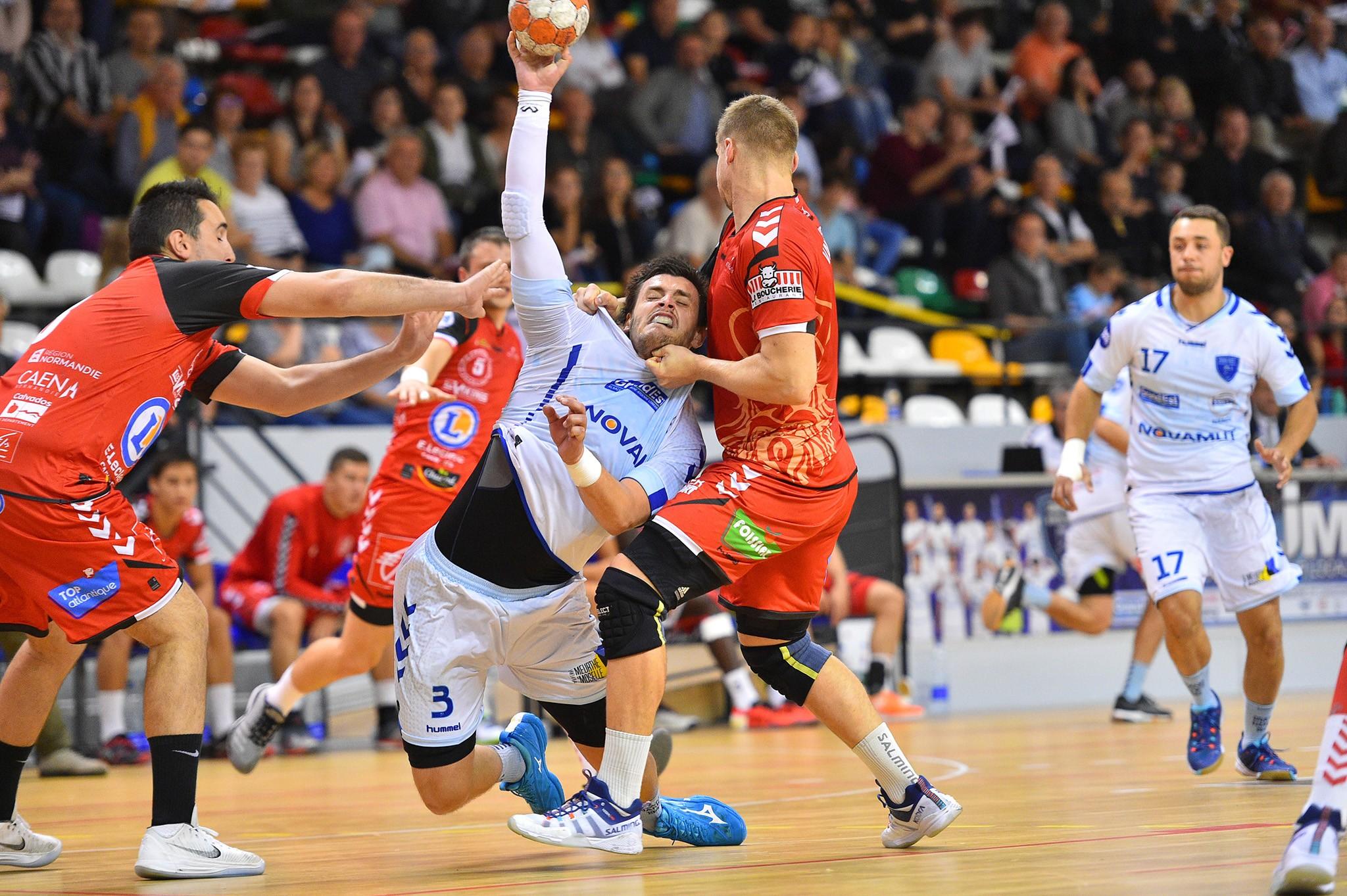 Handball, Antoine Blanc | Sport professionnel
