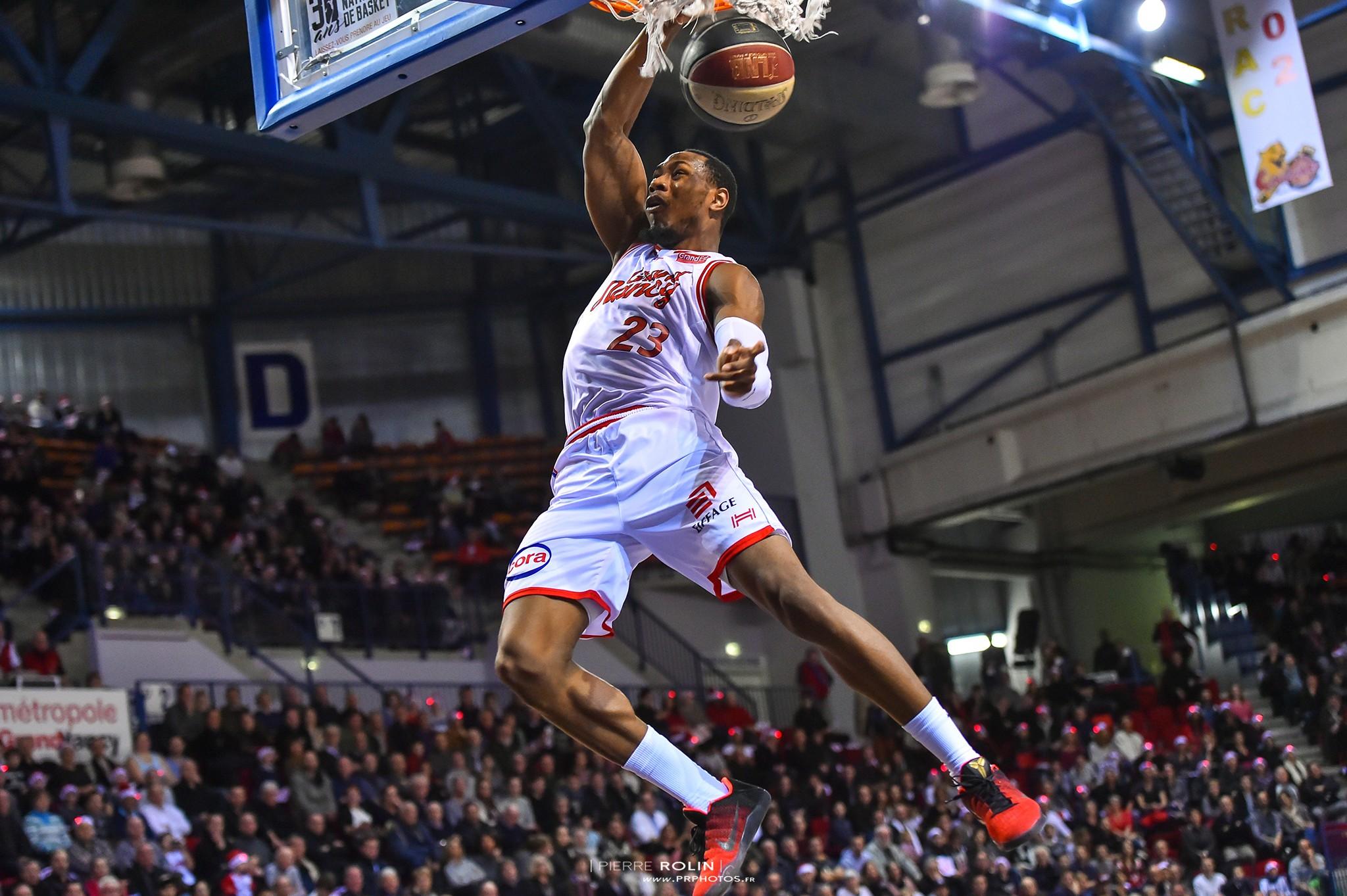 SLUC Nancy Basket | Sport professionnel