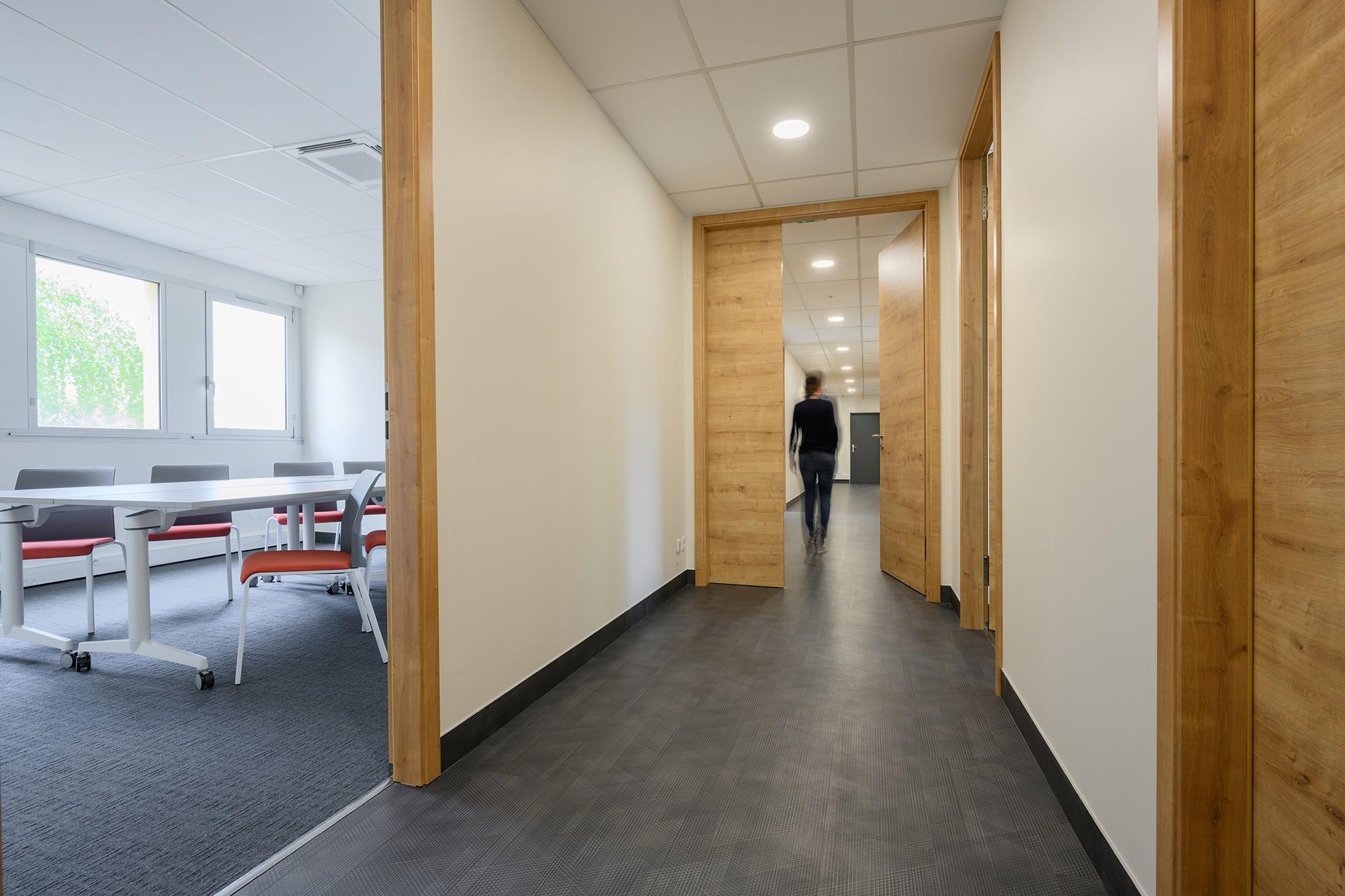 Photo de locaux d'activité. Immobilier d'entreprise à Nancy & Meurthe-et-Moselle
