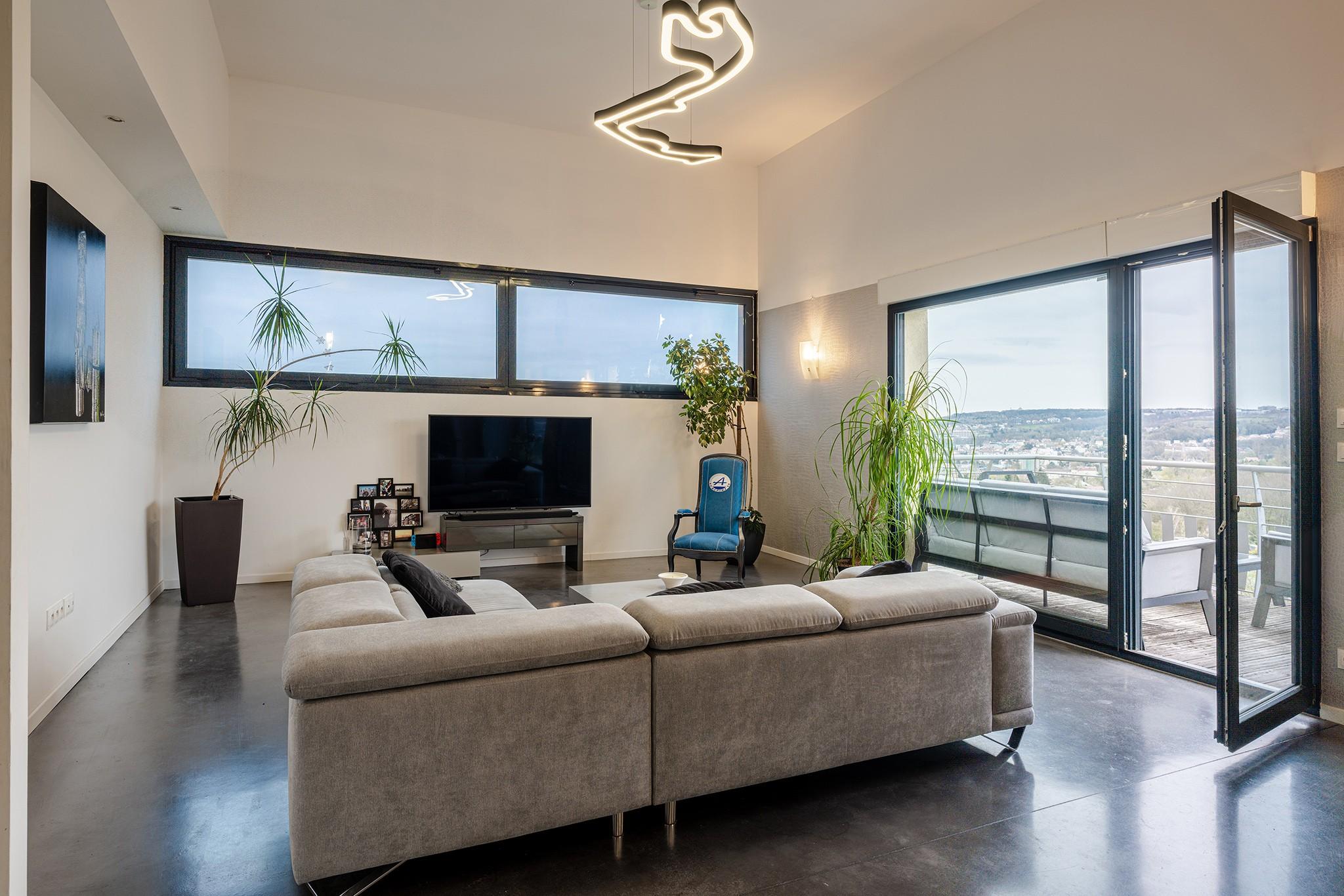 Appartement avec vue à Nancy