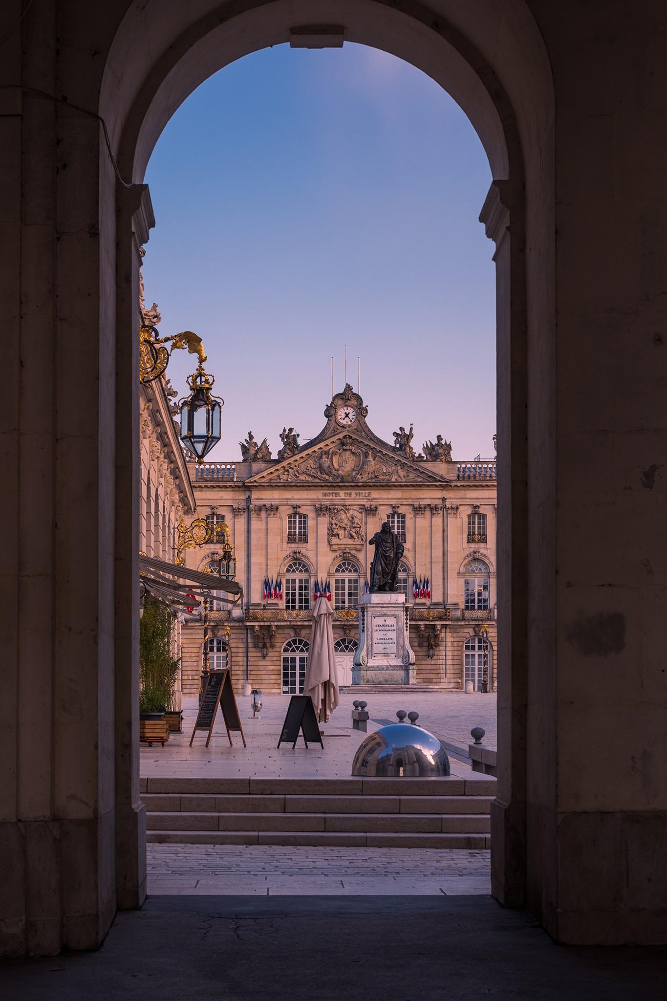Arc Héré & Place Stanislas | Nancy
