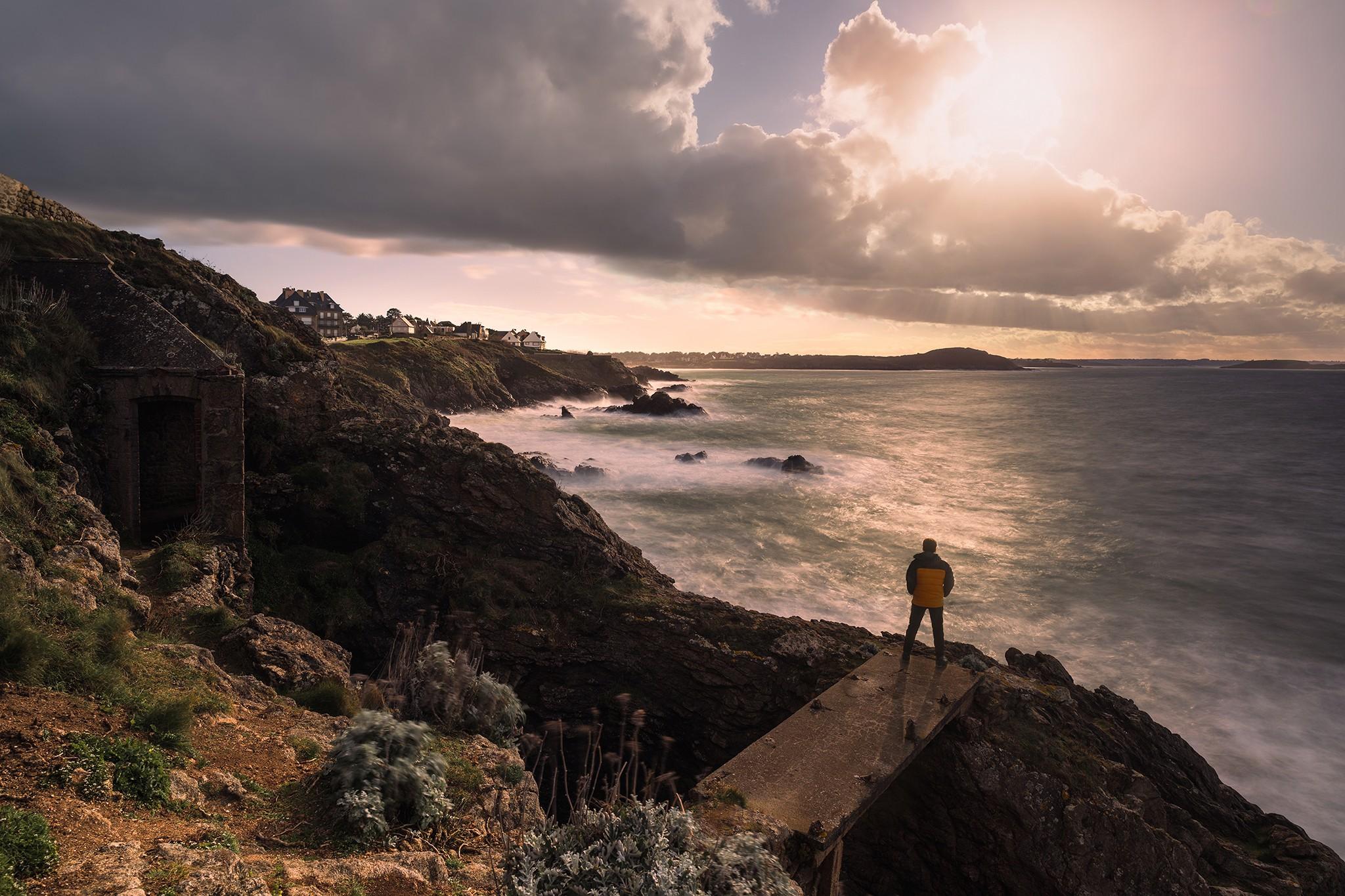 Pointe du Décollé | Bretagne
