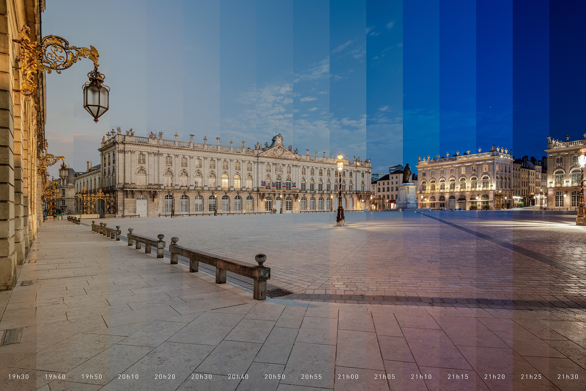 Timeslice Place Stanislas | Nancy
